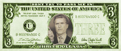 Romney Fits The Bill As A Phony