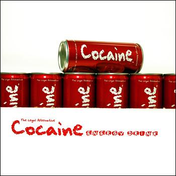 Cocaine Energy Drink